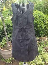 **Neu**Kleid von Tom Tailor Größe 38 Grau 100%Baumwolle