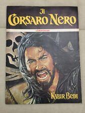 ALBUM DI FIGURINE PANDA IL CORSARO NERO COMPLETO - 3, DA EDICOLA.-