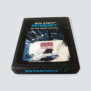 Asteroids for Atari 2600 - AC/Atari/1979/Vintage/Tested/Free Postage 🐙