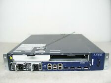 Juniper Networks MX80-AC Router 4x 10GE XFP & Dual AC Power - 1 Year Warranty