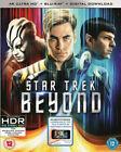 Star Trek Beyond [Blu-ray] [2016] [Region Free] 4K UHD HDR MOVIE NEW DD