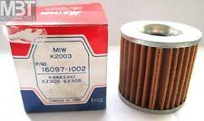 Meiwa filtre à huile 16097-1002 filtre à huile Kawasaki