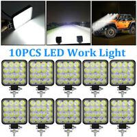 10pcs 48W 1000LM LED Work Light Bar Spot Beam Car SUV Off-Road Driving Fog Lamp