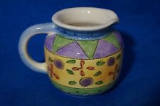 "Sango ""The Sweet Shoppe"" 14oz Creamer By Sue Zipkin - Excellent"