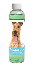 Healthy Breeds Irish Terrier Dental Rinse 8oz