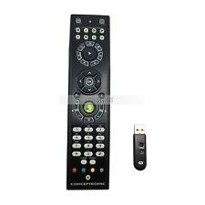 CONCEPTRONIC Windows MCE Media Center IR Receiver And Remote For Vista Win7