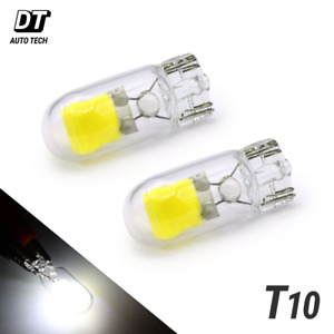 Syneticusa T10 194 168 LED White Bulbs 320lm Interior / License Plate Light