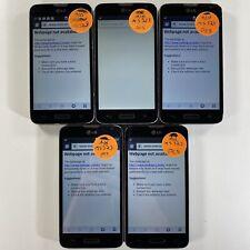 Lot of 5 LG Optimus L70 MS323 Metro PCS *Check IMEI*