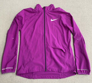 Nike Elite Pro Sponsored Track & Field Athlete Rinning Windbreaker Large Jacket