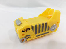 NERF Yellow Tactical Rail Attachment Laser Tag Motion Grenade Launch C-2822A