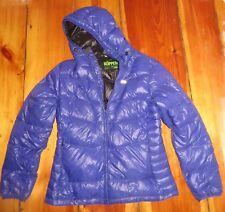 Koppen Kalke ultralight Hooded Down Jacket Spectrum Blue size large
