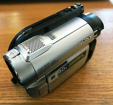 Sony en Caja DCR-DVD110E Digital Video Cámara Grabadora Dig zoom óptico de 2000X 40X