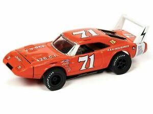 AUTO WORLD XTRACTION R31 1969 DODGE DAYTONA - K&K INSURANCE - BOBBY ISAAC HO SCA