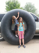 Super Colossal Extra Large Inner Tube for Floating and Sledding or Pool Closing