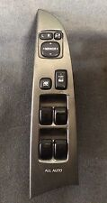 Lexus is 220d or 250 Drivers Door Off Side Front Window and Mirror Switches