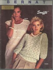 Souffle Bernat Book No 550 PB 1984