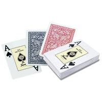 Fournier No.2818, 2 große Eckzeichen Spielkarten ,Casino Poker , Pokerkarten