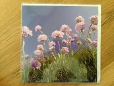 Flower Blank Greetings Note Card All Occasion Birthday Thank You *NEW* (098)