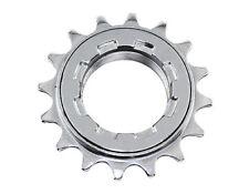 Bicycle Freewheel Single 16T x 1/8 8-key Release Chrome BMX Urban Cruiser 159200
