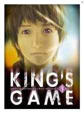 manga King's Game Tome 3 Seinen Hitori Renda Nobuaki Kanazawa Ki-Oon ! Doubt VF