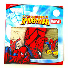 SPIDERMAN Caja 3 calzoncillos niño / Boy Lot 3 slips 4-5 Years