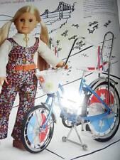 American Girl JULIE'S Banana Seat Bike (No Doll)New in Box!