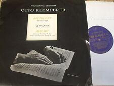 33CX 1438 Beethoven Grosse Fuge etc. / Klemperer B/G