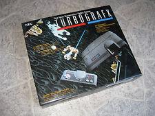 PC Engine TurboGrafx turbo grafx console, PAL NUOVO #151