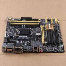 Original ASUS Q87M-E LGA 1150 DDR3 Intel Q87 Motherboard HDMI DVI USB3.1 VGA