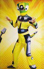 Dinotrux Boys REVITT Halloween Costume Outfit Dino Trux Trucks Toddler 3T 4T NEW
