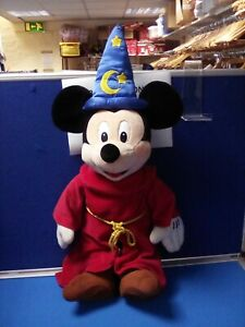 Mickey Mouse The Wizards Apperntice Plush