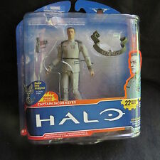 Halo-Series 2-Captain Jacob Keyes-5 Inch Action Figure