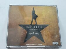 Hamilton: An American Musical [Original Broadway Cast Recording] [PA] by...
