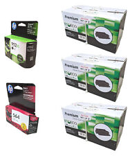 Lot Of 5 - Replacement Ink Cartridge and Toner Assortment for Hp and Brother
