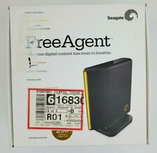 Seagate FreeAgent 250GB USB Expansion Portable External Hard Drive