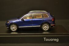 VW Touareg II Type 7P 2015 Herpa Dealer Edition vehicle in scale 1/43