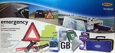 Ring Car RCT4 European Emergency Travel & Breakdown Kit Europe Euro Continental