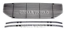 For 2006-2012 Dodge Caliber Black Billet Premium Grille Insert Combo