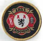 Jodpigne 1811 Fire Firefighter Patch