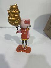 "DCON Kidrobot Hello Kitty 9"" Art Vinyl Figure Signed Candie Blush Edition Color"