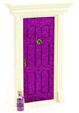 New Lil' Fairy Door Sparkle Purple Door Fairy Dust Invite a Fairy into Your Home