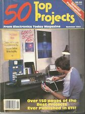 50 Top Projects From Electronics Today Magazine Vintage 1983