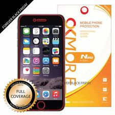 """3X iPhone 8 Plus 5.5"""" Full Coverage Screen Protector Cover Guard Curved Edges"""