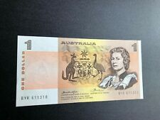 australia currency 1 dollars a2597