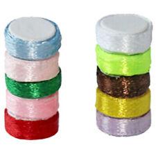 5pcs/set 1:12 Dollhouse Miniature Mini Ribbon Coil Model Toys AccessoriJb