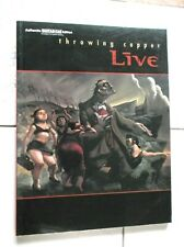 LIVE THROWING COPPER GUITAR TAB ROCK MUSIC SONG BOOK WARNER BROS PUB 1996 NEW