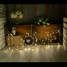 LYYT Large LED Wire Frame Love Motif Dimensions 1125 X 345 X 10mm