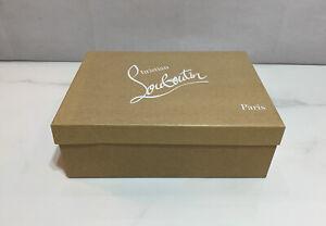 "Christian Louboutin Empty Shoe Box 11"" x 8"" x 4"""