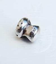 Genuine Pandora Silver Charm - Mushroom - 790126 - retired
