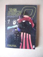 THE BIG O #1 di 6 - Zero 38 2002 Hajime Yadate Manga [G932]